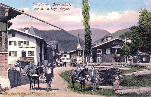 Oberstdorf, Ost-Straße
