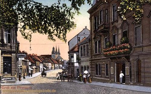 Pirmasens, Schloßstraße