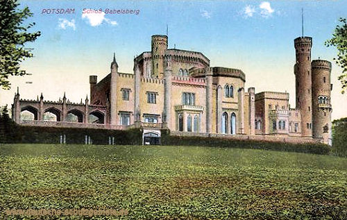 Potsdam, Schloss Babelsberg