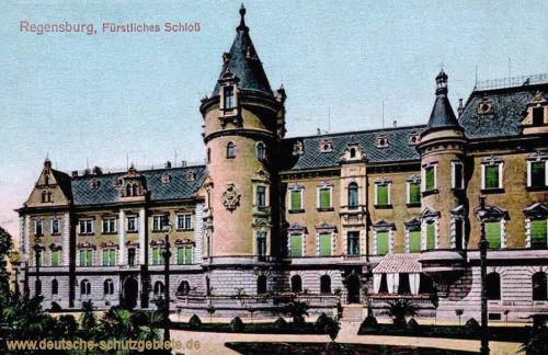 Regensburg, Fürstliches Schloss