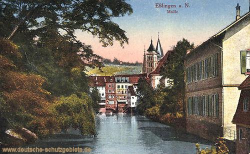 Eßlingen, Maille