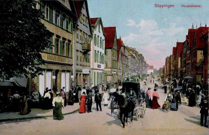 Göppingen, Hauptstraße