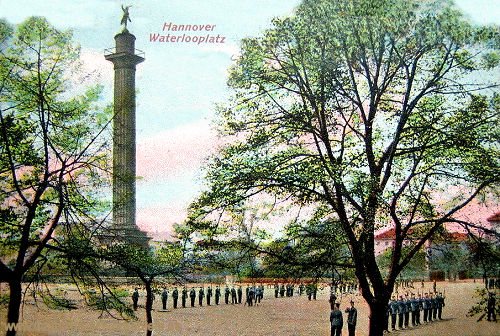 Hannover, Waterlooplatz