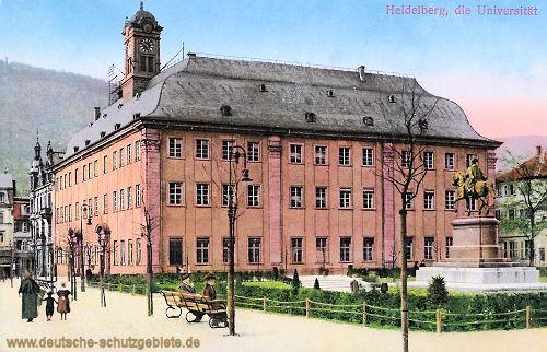 Heidelberg, Universität