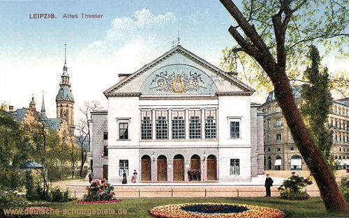 Leipzig, Altes Theater