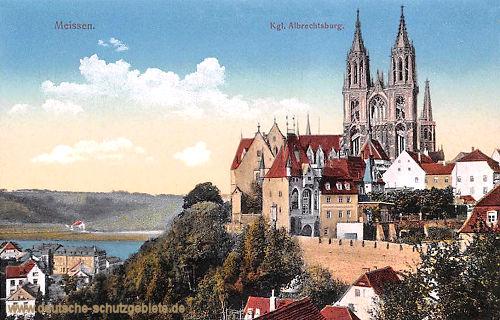 Meißen, Königliche Albrechtsburg
