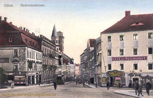 Zittau, Bautzenerstraße