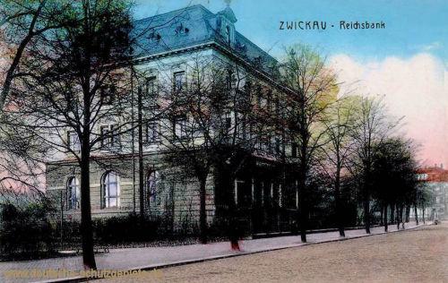 Zwickau i. S., Reichsbank