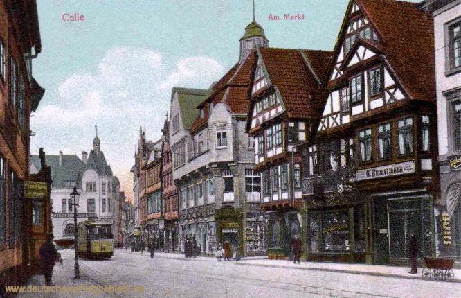 Celle, Am Markt