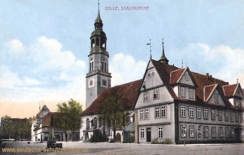 Celle, Stadtkirche