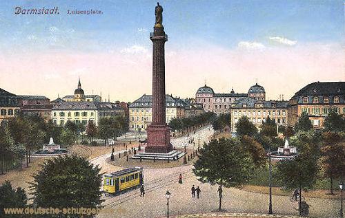 Darmstadt, Luisenplatz