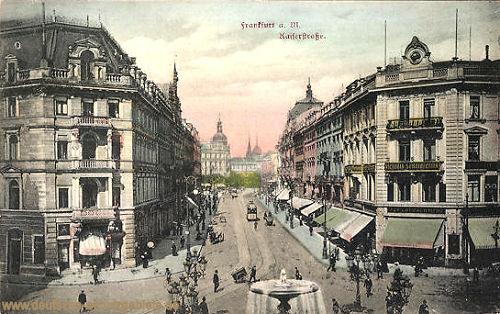 Frankfurt a. M., Kaiserstraße