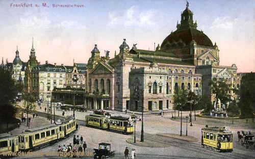Frankfurt a. M., Schauspielhaus