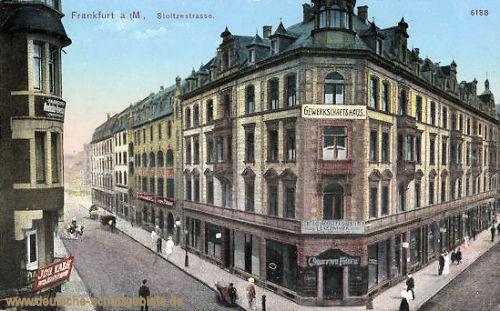 Frankfurt a. M., Stoltzestraße (Gewerkschaftshaus)