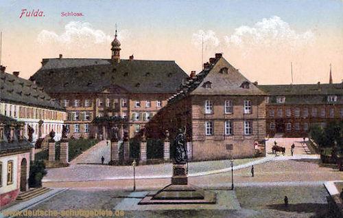 Fulda, Schloss