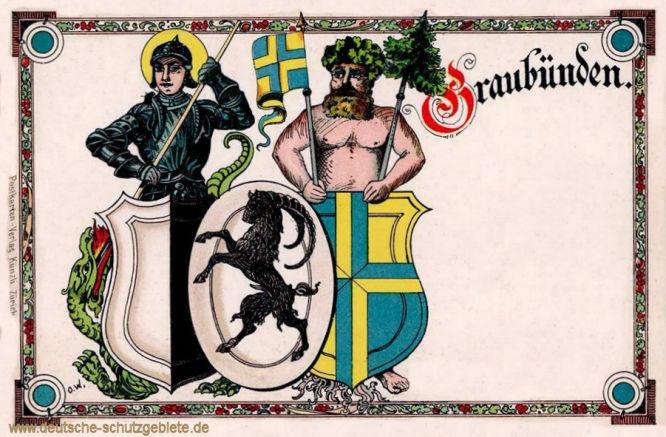 Graubünden, Wappen