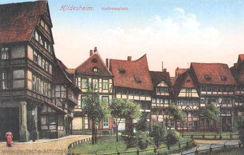 Hildesheim, Andreasplatz