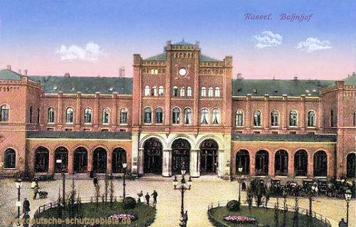 Kassel, Bahnhof