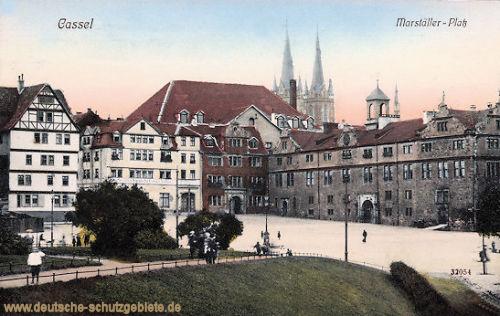 Kassel, Marställer-Platz