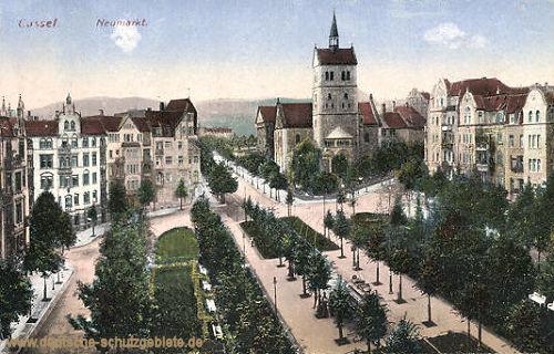Kassel, Neumarkt