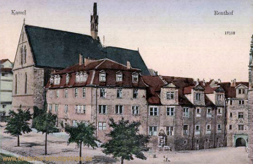 Kassel, Renthof