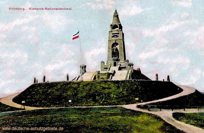 Knievsberg, Bismarck-Nationaldenkmal