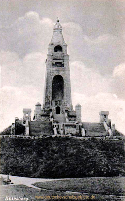 Knivsberg-Denkmal 1919 - 1945