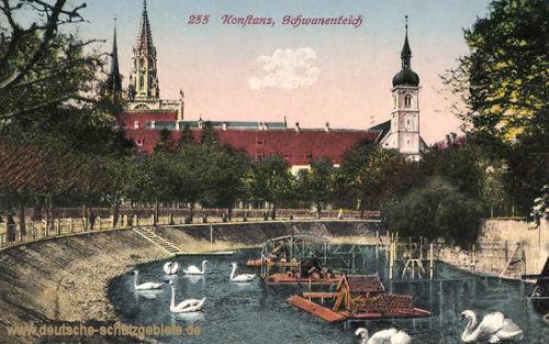 Konstanz, Schwanenteich