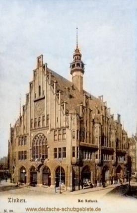 Linden, Das Rathaus