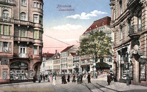 Pforzheim, Leopoldsplatz