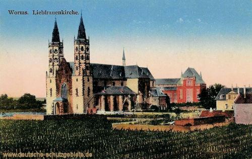 Worms, Liebfrauenkirche