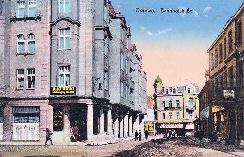 Ostrowo, Bahnhofstraße