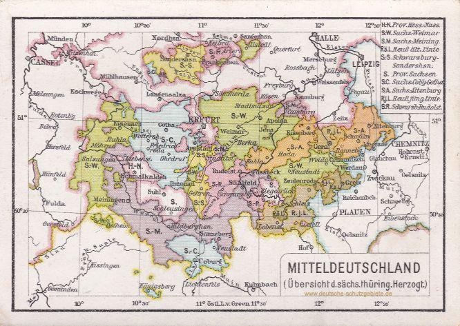 Mitteldeutschland (1912)