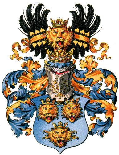 Dalmatien, Wappen