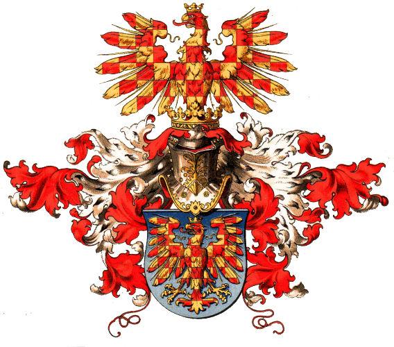 Mähren, Wappen