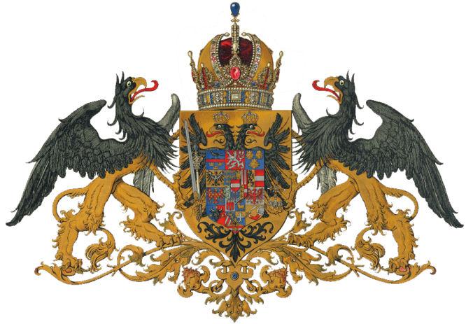 Mittleres Wappen der österreichischen Länder