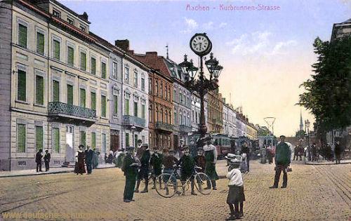Aachen, Kurbrunnen-Straße