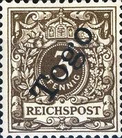 Togo Nr. 1, 3 Pfennig