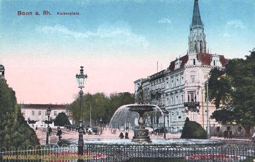 Bonn am Rhein, Kaiserplatz