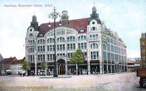 Erfurt, Kaufhaus Römischer Kaiser