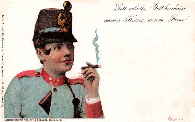Gott erhalte, Gott beschütze unsern Kaiser, unsern Franz!