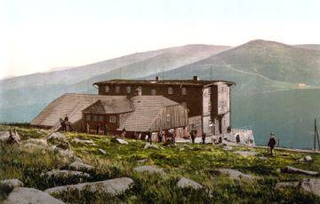 Riesengebirge, Peterbaude