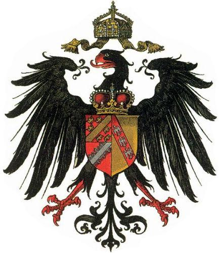 Elsass-Lothringen, Wappen