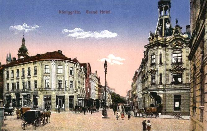 Königgrätz, Grand Hotel