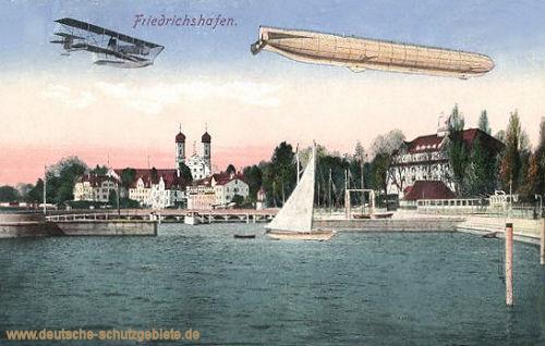 Friedrichshafen, Ansicht