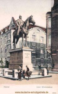Herne, Kaiser Wilhelmdenkmal