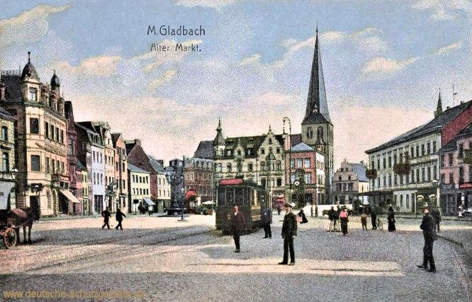 M. Gladbach, Alter Markt