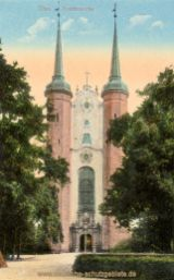 Oliva, Klosterkirche