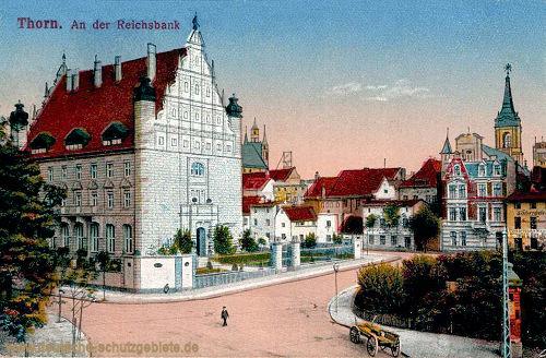 Thorn, An der Reichsbank