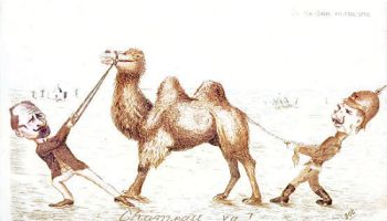 Marokkokrise, Chameau va!